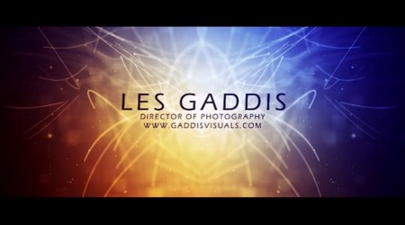 Gaddis Visuals 2013 Demo Reel