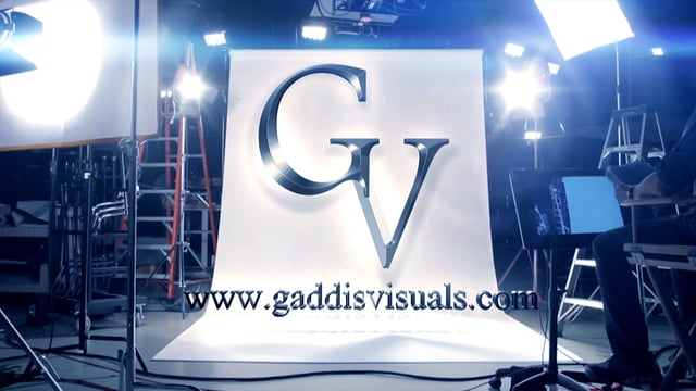 Gaddis Visuals Commercial