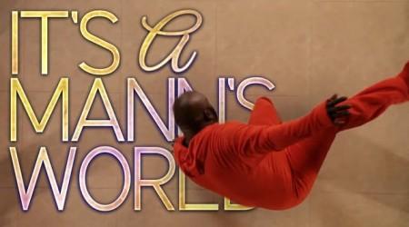 It's A Mann's World (BET Promo)