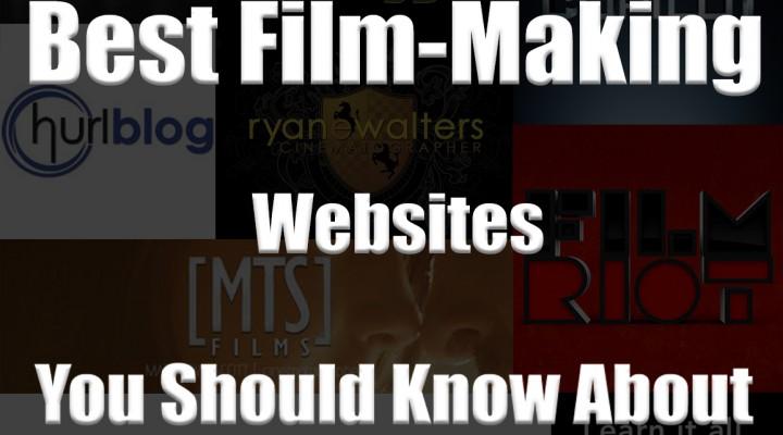 The Best Websites For Filmmakers.