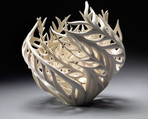 Ceramic Sculptors of Nature by Jennifer McCurdy