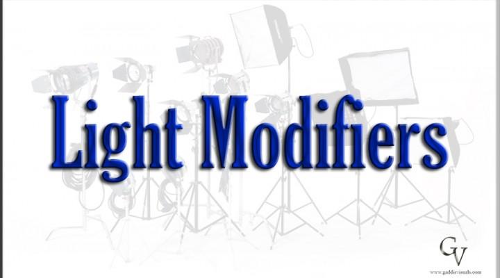How to modify light