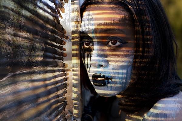 Escaping by Lisette Ranga