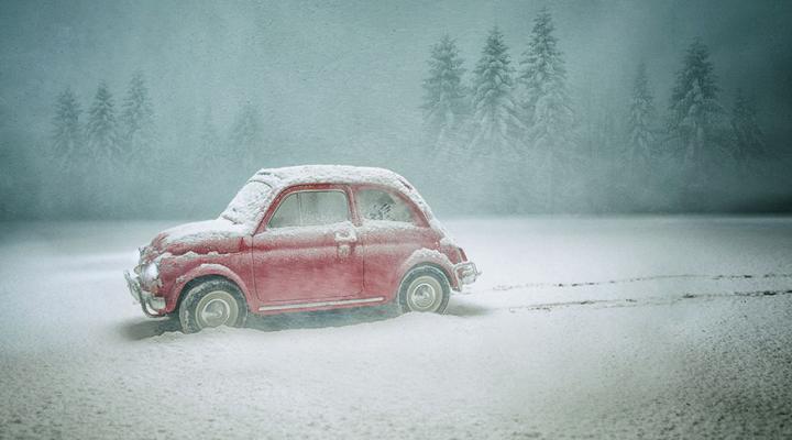 The Love Car by Felix Hernandez Rodriguez