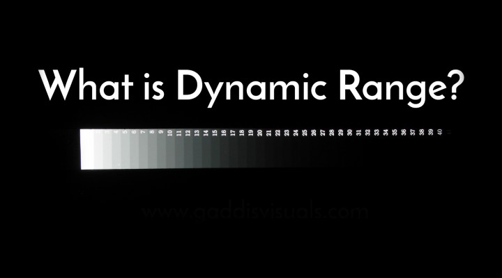 What is dynamic range?