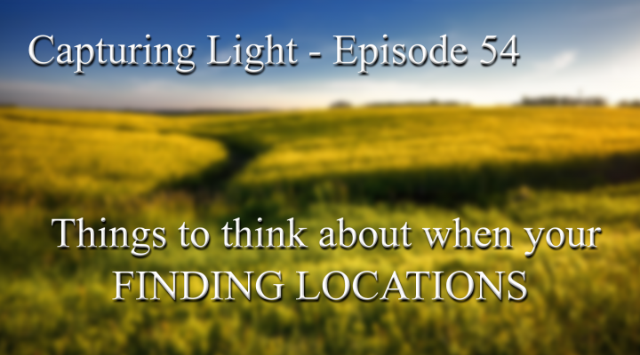 Capturing Light – Episode 54 (FSF)