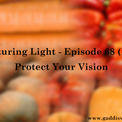 Capturing Light – Episode 68 with Les Gaddis