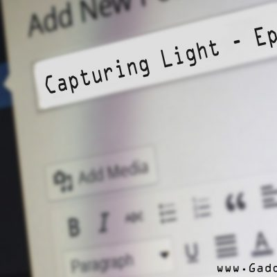 Capturing Light – Episode 73