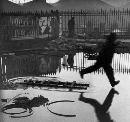 Photography by Henri Cartier-Bresson