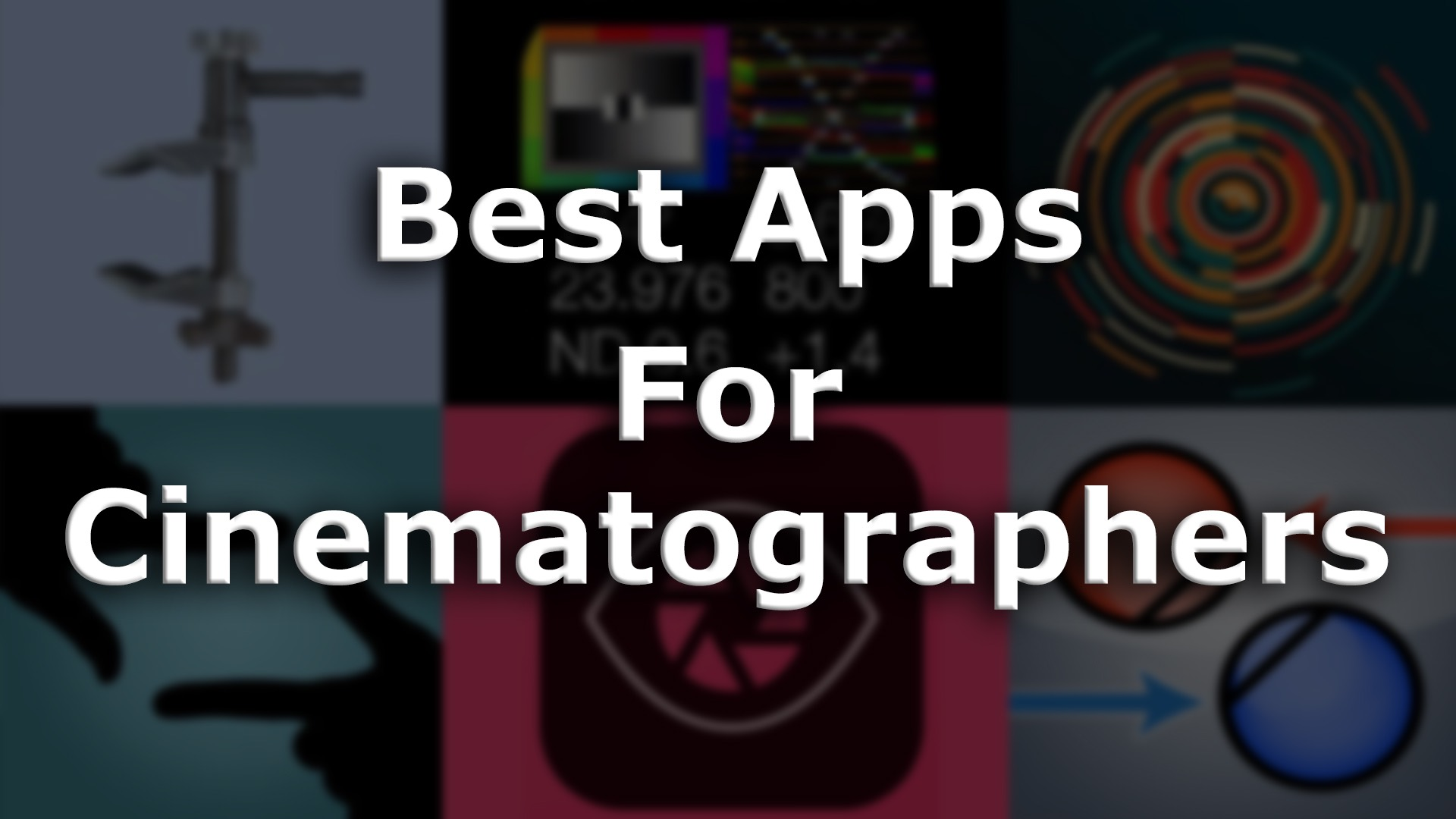 Image result for SMARTPHONE APPS CINEMATOGRAPHER
